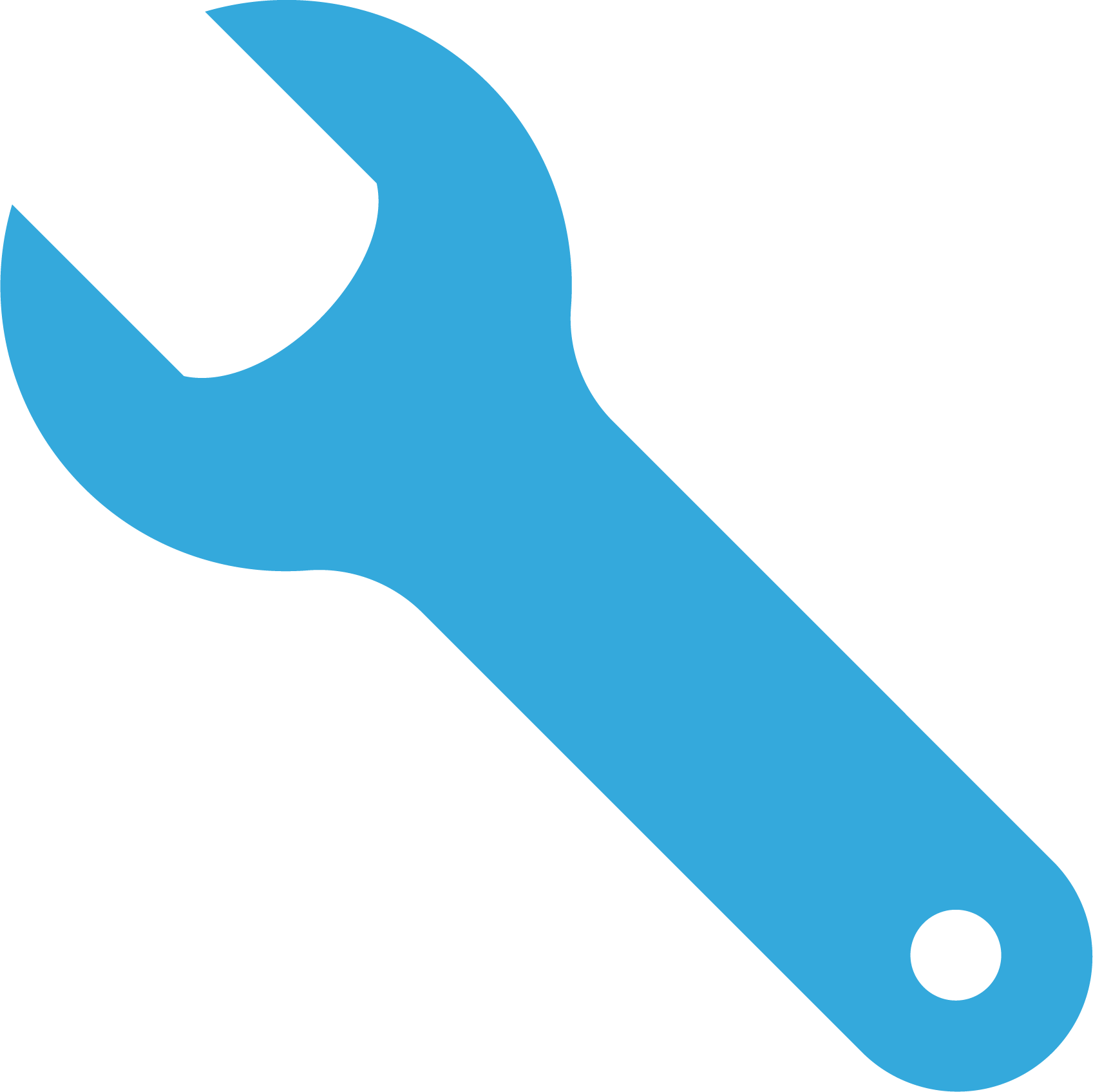 icon of a wrench.