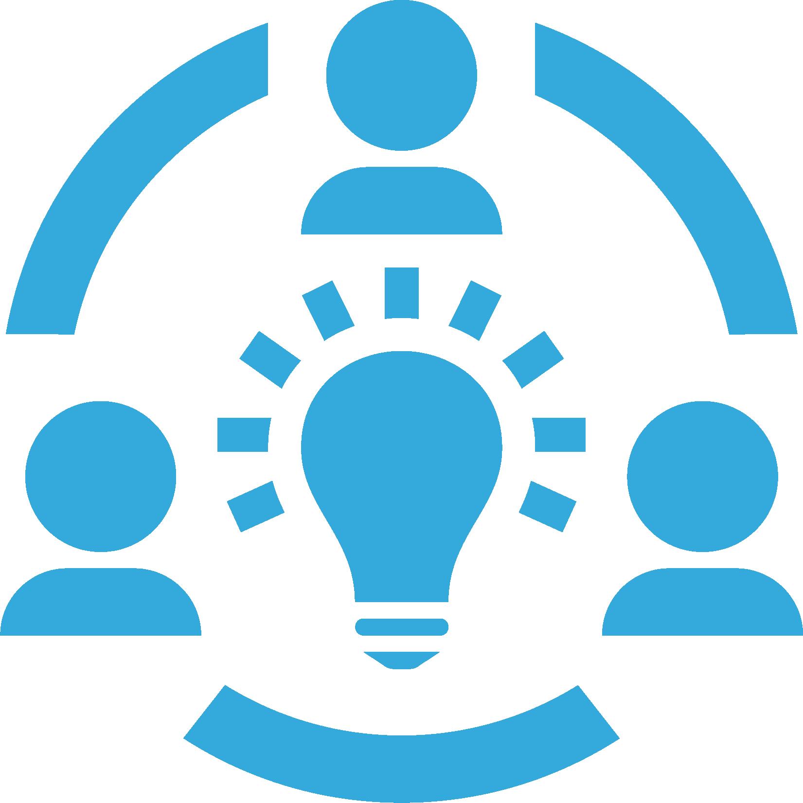icon to represent collaboration.