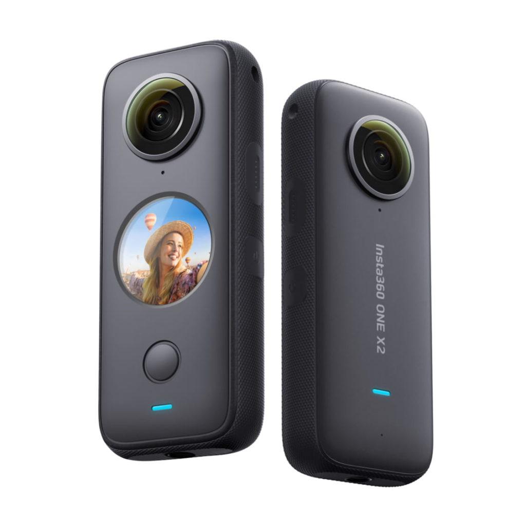 Insta360 One X2 camera.
